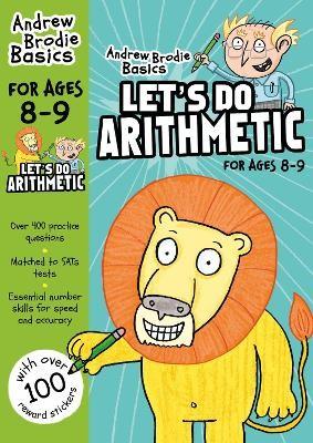 Let's do Arithmetic 8-9 -