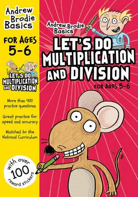 Let's do Multiplication and Division 5-6 - pr_19363