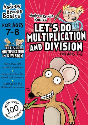 Let's do Multiplication and Division 7-8 -