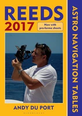 Reeds Astro Navigation Tables 2017 - pr_16954
