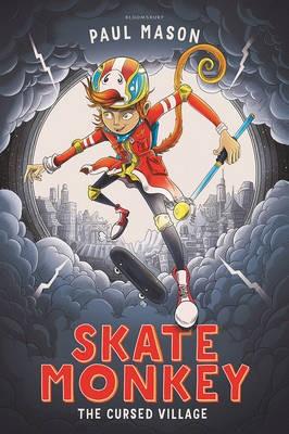 Skate Monkey: The Cursed Village -