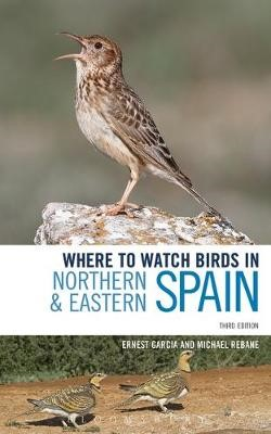 Where to Watch Birds in Northern and Eastern Spain -