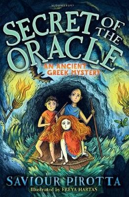 Secret of the Oracle: An Ancient Greek Mystery - pr_318680