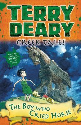 Greek Tales: The Boy Who Cried Horse - pr_322616