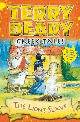 Greek Tales: The Lion's Slave -