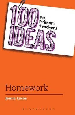 100 Ideas for Primary Teachers: Homework - pr_19146