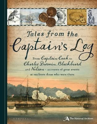 Tales from the Captain's Log -
