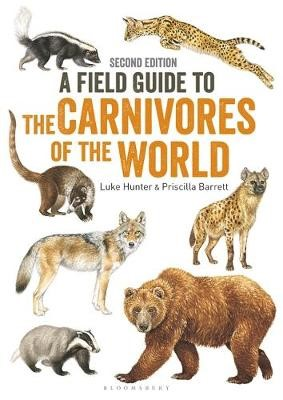 Field Guide to Carnivores of the World, 2nd edition - pr_119643