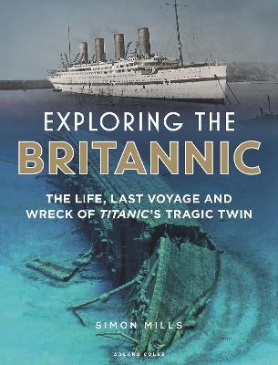 Exploring the Britannic -