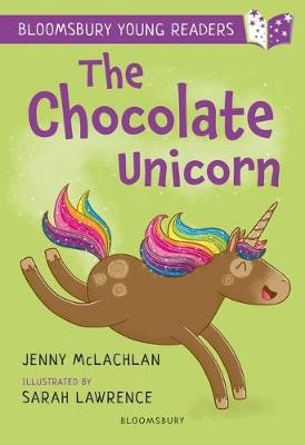 The Chocolate Unicorn: A Bloomsbury Young Reader - pr_1830236