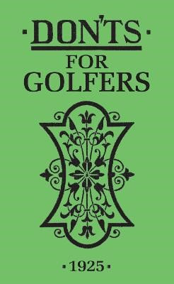 Don'ts for Golfers - pr_1787664