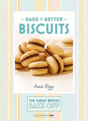 Great British Bake Off - Bake it Better (No.2): Biscuits -