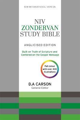 NIV Zondervan Study Bible (Anglicised) - pr_414058