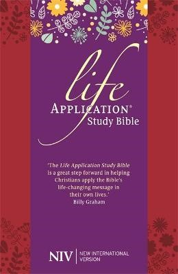 NIV Life Application Study Bible (Anglicised) - pr_117298