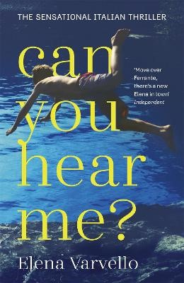 Can you hear me? -