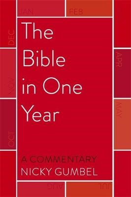 The Bible in One Year - a Commentary by Nicky Gumbel - pr_410212