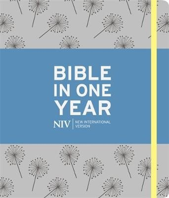 NIV Journalling Bible in One Year - pr_120301