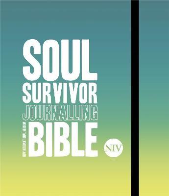 NIV Soul Survivor Journalling Bible - pr_118107