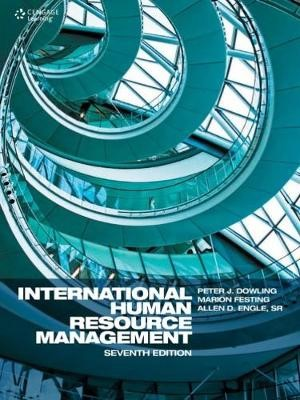 International Human Resource Management - pr_313918