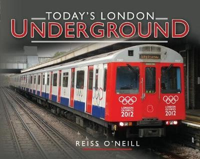 Today's London Underground - pr_165092