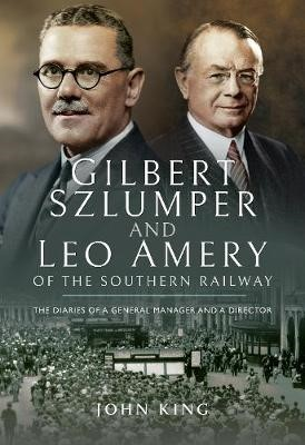 Gilbert Szlumper and Leo Amery of the Southern Railway - pr_162022