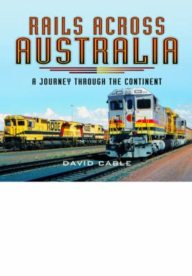 Rails Across Australia: A Journey through the Continent - pr_153836