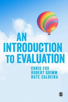 An Introduction to Evaluation -