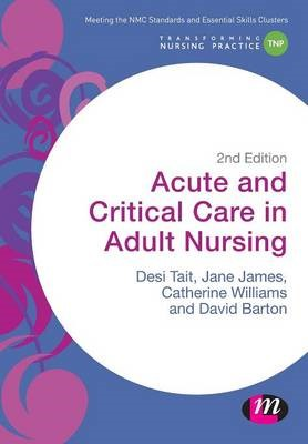 Acute and Critical Care in Adult Nursing -