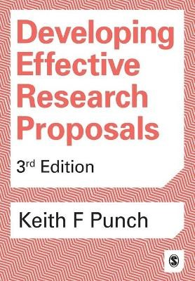 Developing Effective Research Proposals -