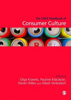 The SAGE Handbook of Consumer Culture -