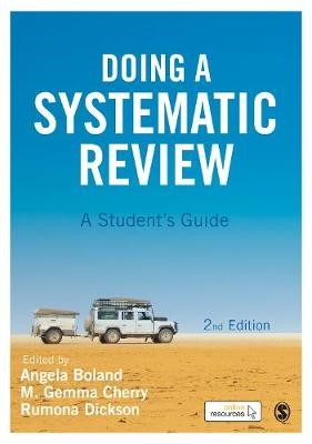 Doing a Systematic Review -