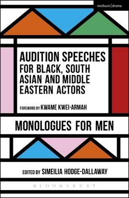 Audition Speeches for Black, South Asian and Middle Eastern Actors: Monologues for Men - pr_49559