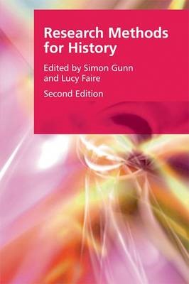 Research Methods for History - pr_208443