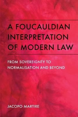 A Foucauldian Interpretation of Modern Law - pr_36299
