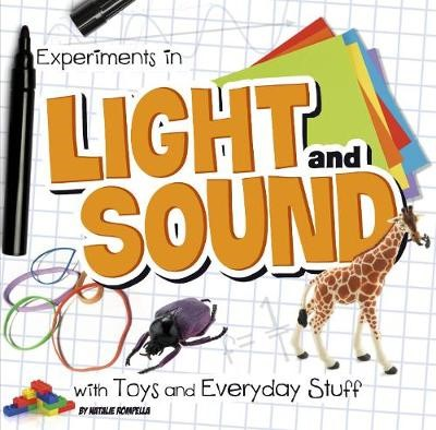 Experiments in Light and Sound with Toys and Everyday Stuff - pr_208516