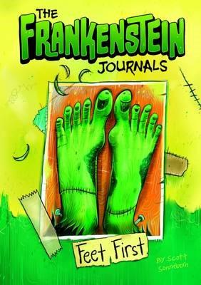 The Frankenstein Journals: Feet First - pr_16213
