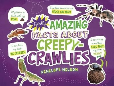 Totally Amazing Facts About Creepy-Crawlies - pr_30109