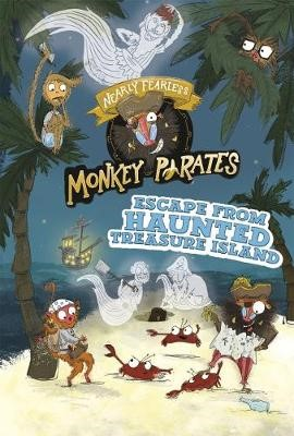 Nearly Fearless Monkey Pirates Pack A of 4 - pr_237016