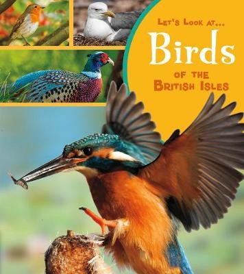 Birds of the British Isles -