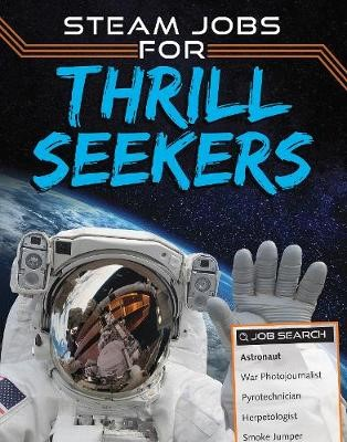 STEAM Jobs for Thrill Seekers -