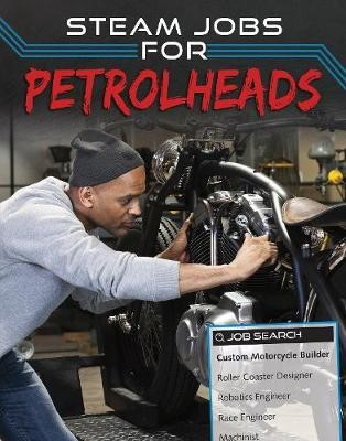 STEAM Jobs for Petrolheads -