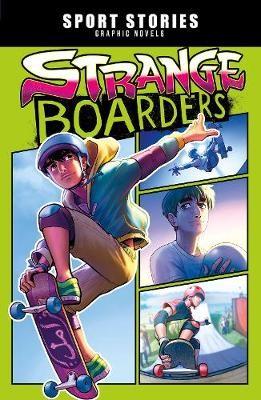 Strange Boarders -