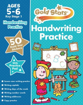 Gold Stars Handwriting Practice Ages 5-6 KS1 - pr_1864662