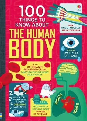 100 Things To Know About the Human Body - pr_121531