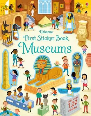 First Sticker Book Museums - pr_124982