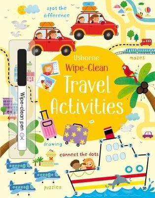 Wipe-clean Travel Activities -