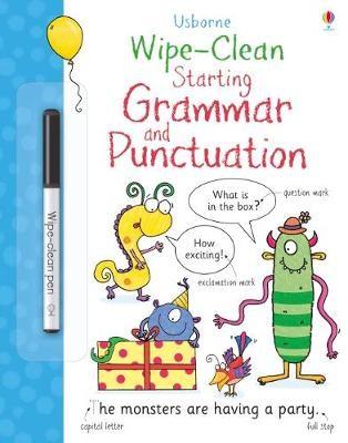 Wipe-Clean Starting Grammar and Punctuation - pr_121199