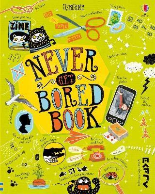 Never Get Bored Book - pr_118326