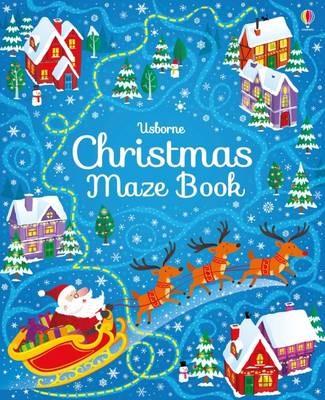 Christmas Maze Book - pr_303581