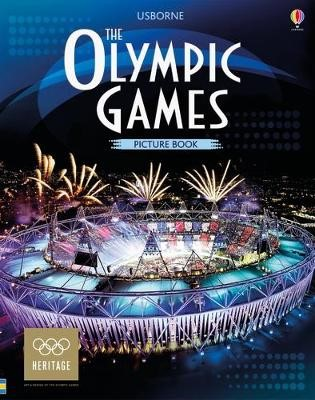 Olympic Games Picture Book - pr_120914